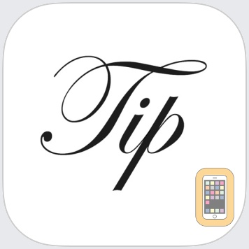 Tip - Fast Tip Calculator by Jonathan Judelson (iPhone)
