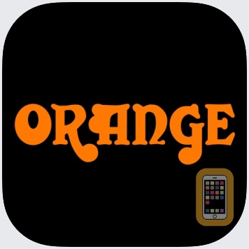 AmpliTube Orange by IK Multimedia (iPhone)