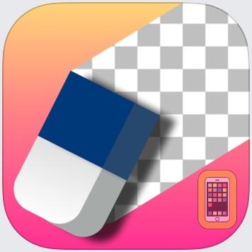 Background Eraser: superimpose by SUNWOONG JANG (iPhone)