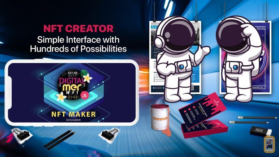 Screenshot - Design & Flyer Creator Pro