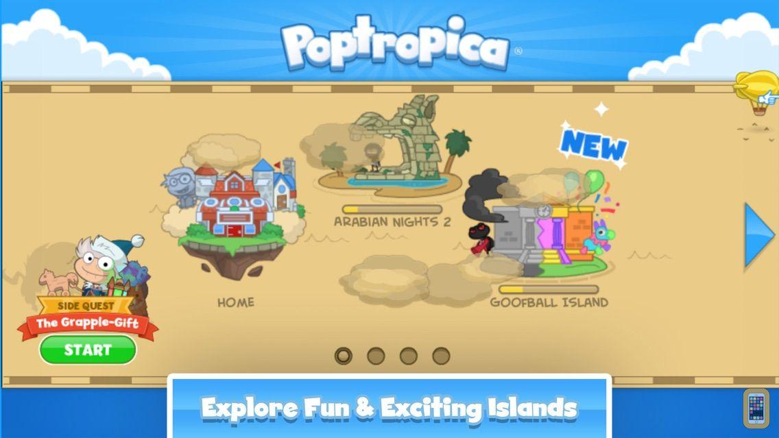 Screenshot - Poptropica