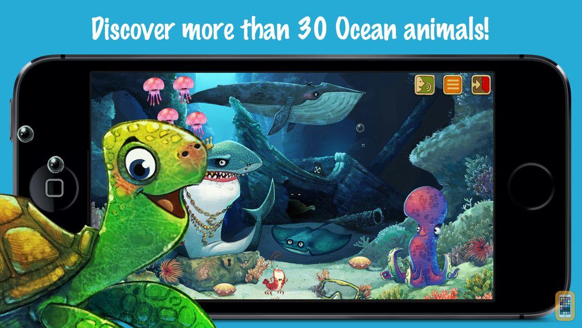 Screenshot - Ocean - Animal Adventures for Kids