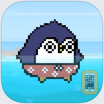 Flappy Swim - Bird or not Birds Free by MoonGames (Universal)