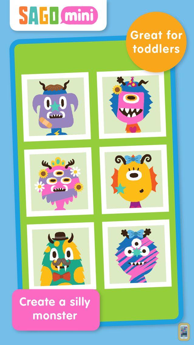 Screenshot - Sago Mini Monsters