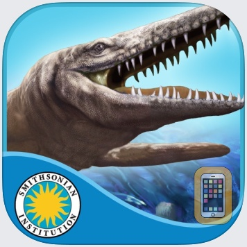 Mosasaurus: Mighty Ruler of the Sea - Smithsonian by Oceanhouse Media (Universal)