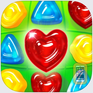 Gummy Drop! – A Match 3 Game by Big Fish Games, Inc (Universal)