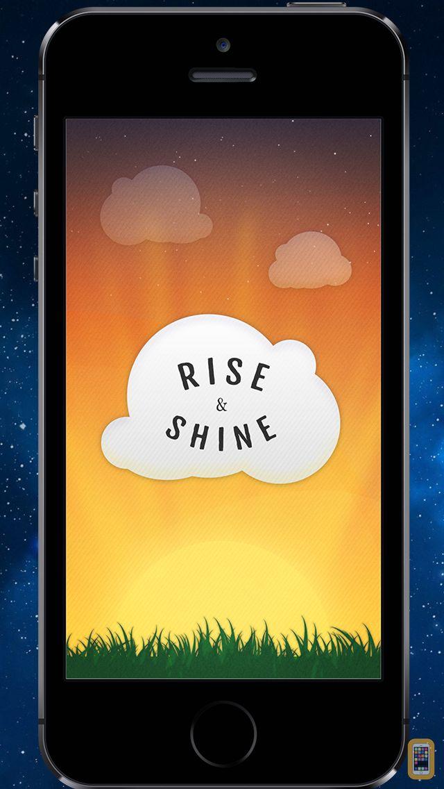 Screenshot - Rise & Shine: Smiling Alarm Clock