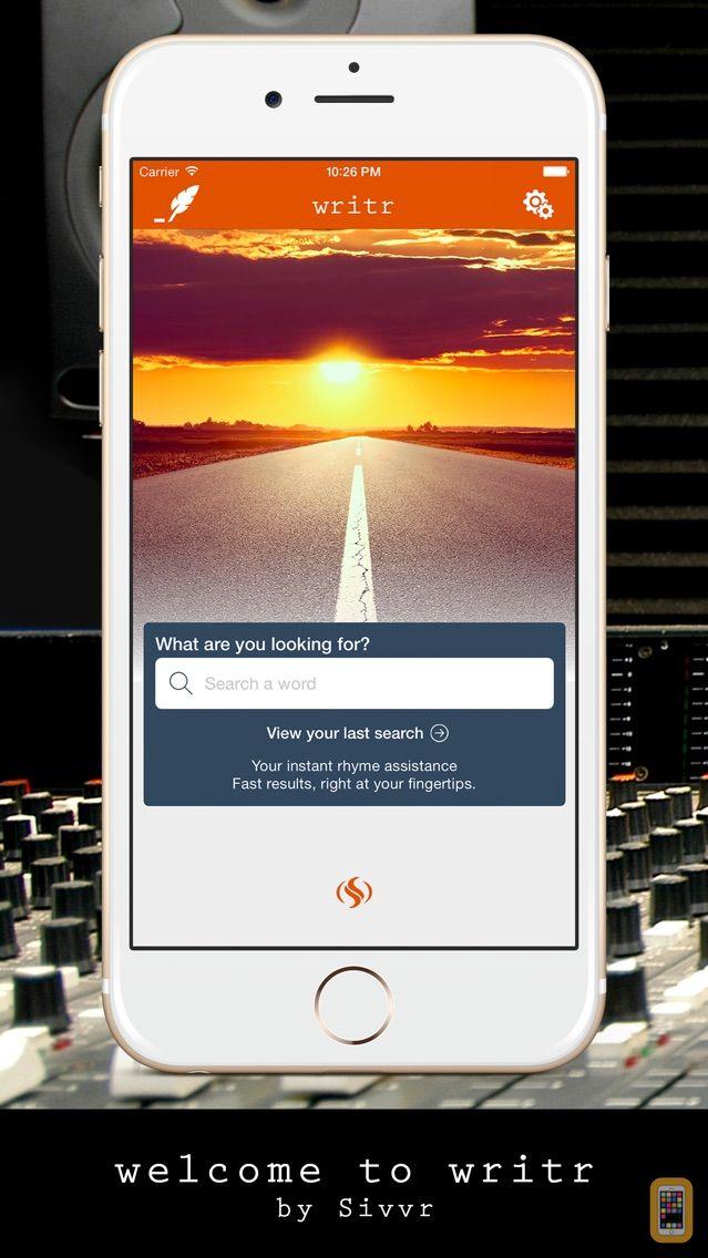 Screenshot - Writr