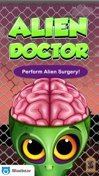 Screenshot - Alien Autopsy!