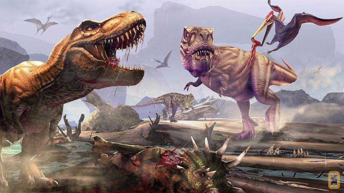 Screenshot - Dino Hunter: Deadly Shores