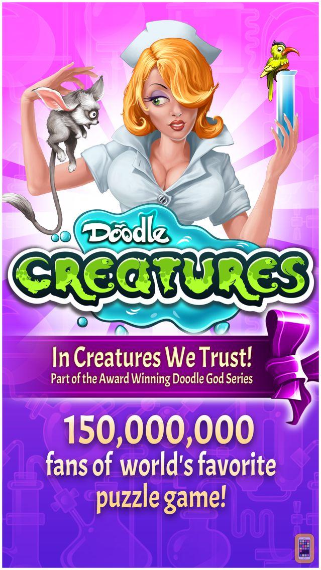 Screenshot - Doodle Creatures™