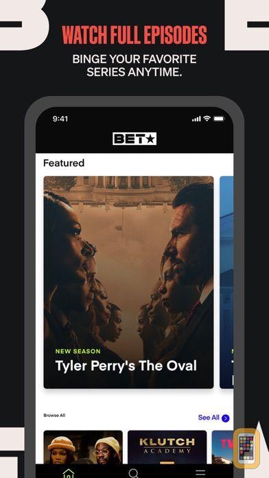 Screenshot - BET NOW - Watch Shows
