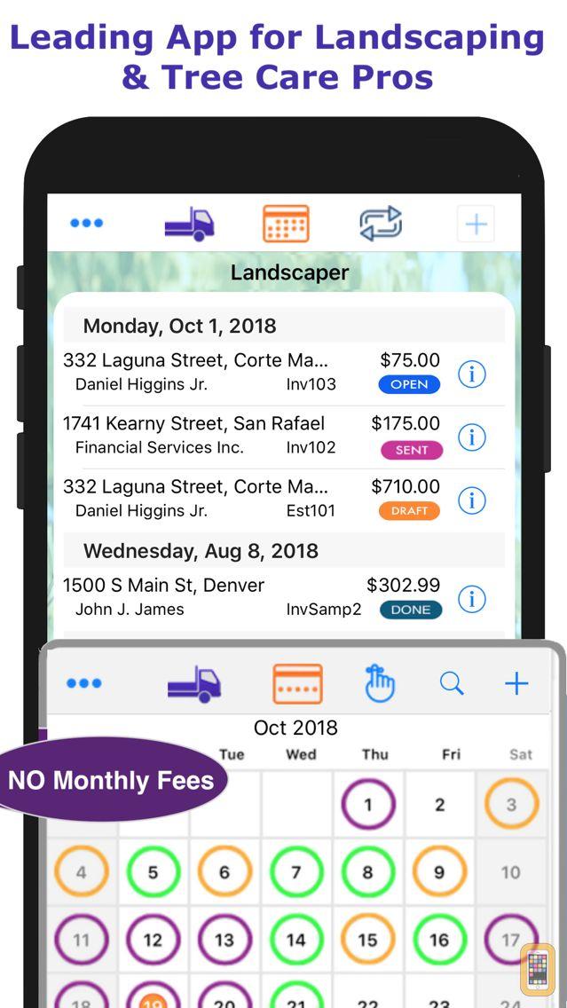 Screenshot - Landscaper & Tree Pro Business