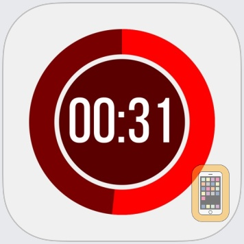 HIIT & Tabata Interval Timer Pro - Free by DenciSoft s.r.o. (Universal)
