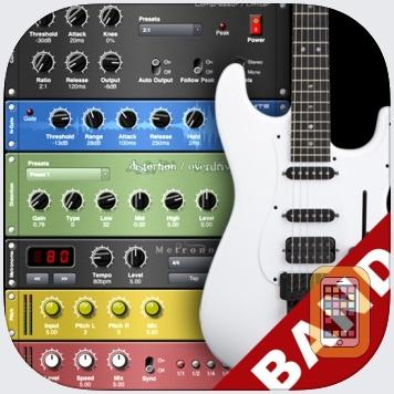 StompBox Band by 4Pockets.com (iPad)