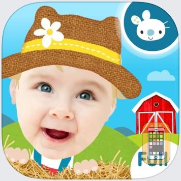 Peek a Boo Farm Animals Sounds by OkiPlay Educational Apps & Preschool Games Ltd (Universal)