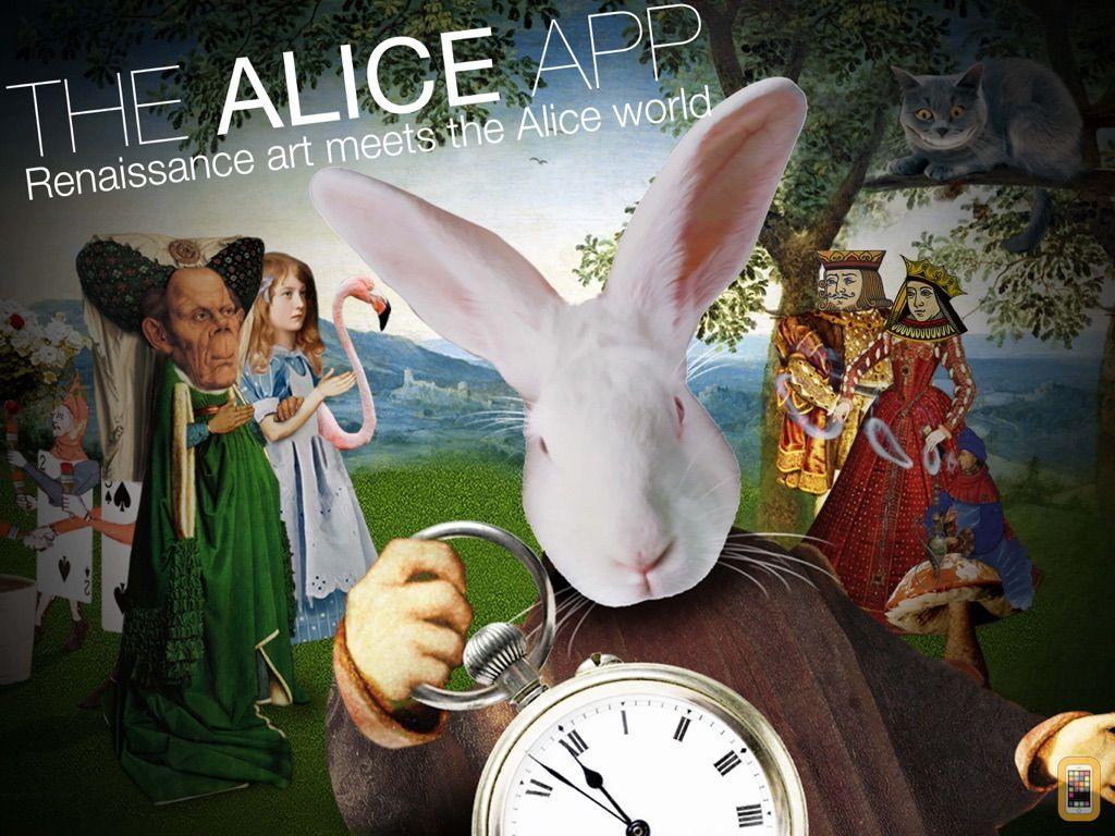 Screenshot - The Alice App - Children's Fairy Tale Stories