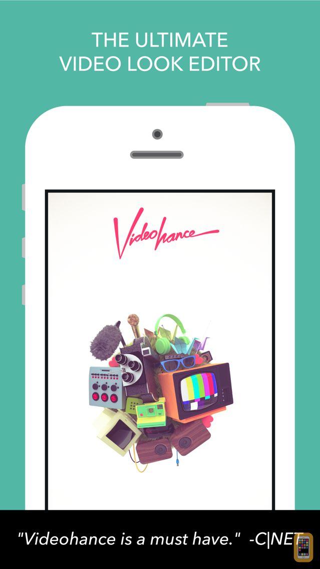Screenshot - Videohance - Video Editor, Filters
