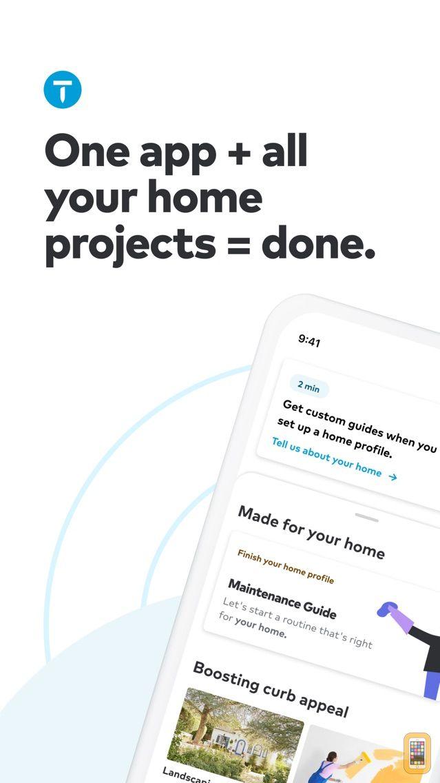 Screenshot - Thumbtack: Hire professionals