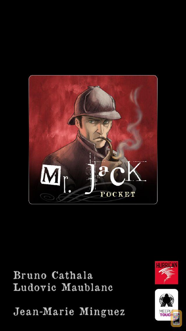 Screenshot - Mr Jack Pocket