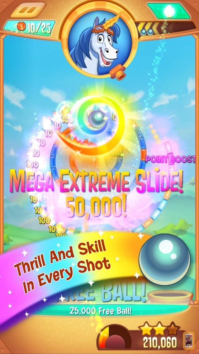 Screenshot - Peggle Blast