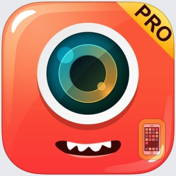 Epica Pro - Epic camera by Jun Luo (iPhone)