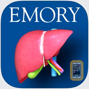 Surgical Anatomy of the Liver by Emory University (iPad)