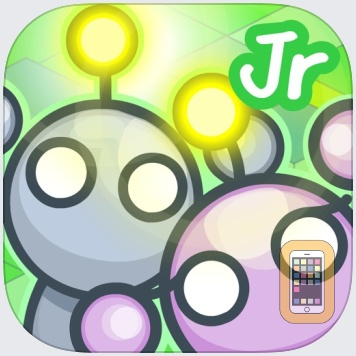 Lightbot Jr : Coding Puzzles for Ages 4+ by SpriteBox LLC (Universal)