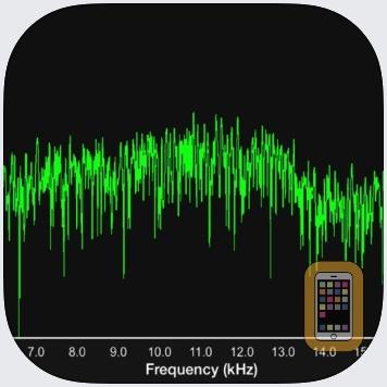 Audio Spectrum by Pawel Krzywdzinski (Universal)