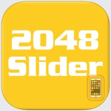 2048 Slider by Jacob Holman (Universal)