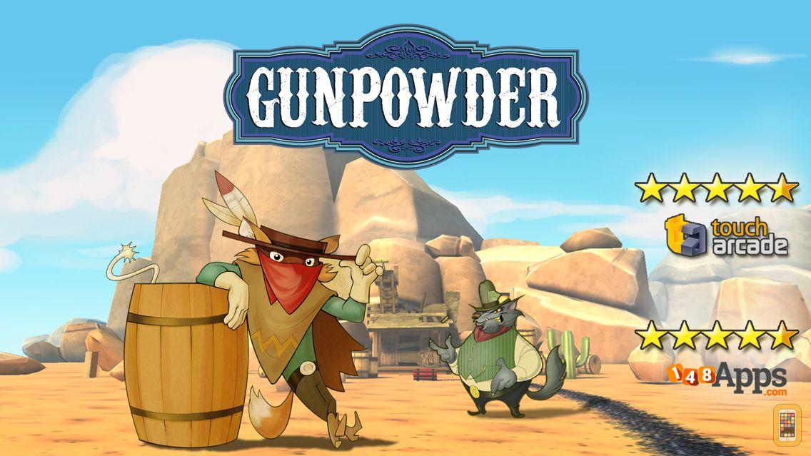 Screenshot - Gunpowder