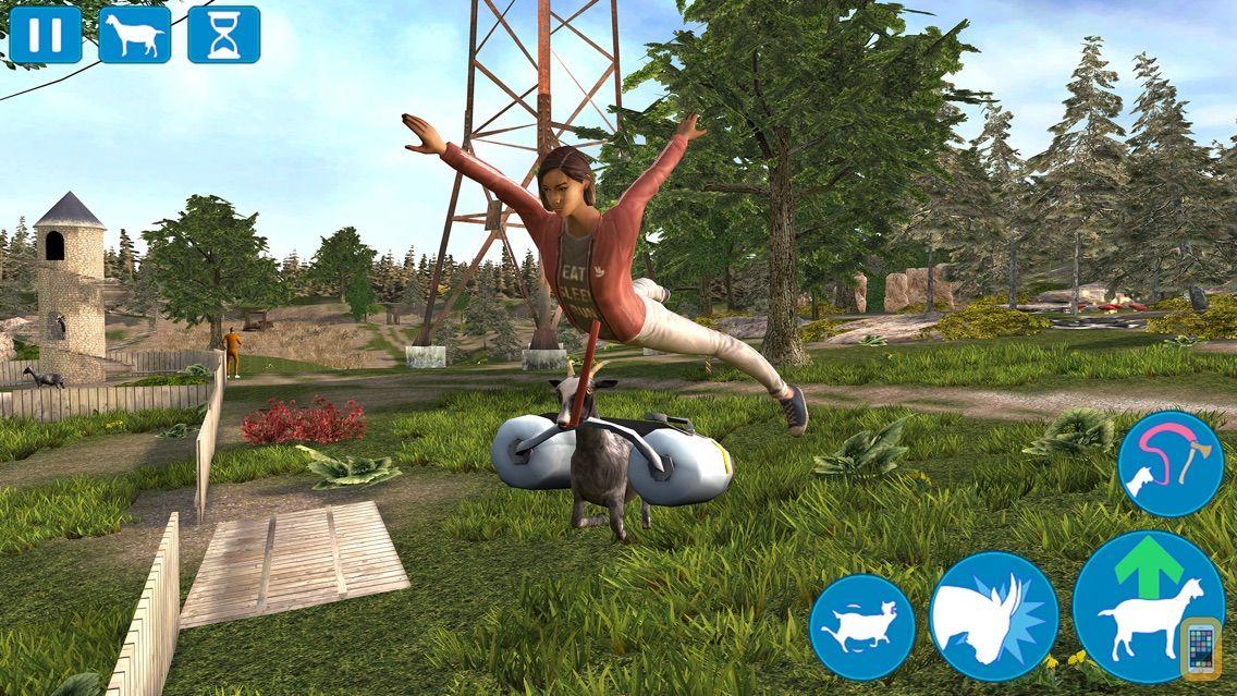 Screenshot - Goat Simulator
