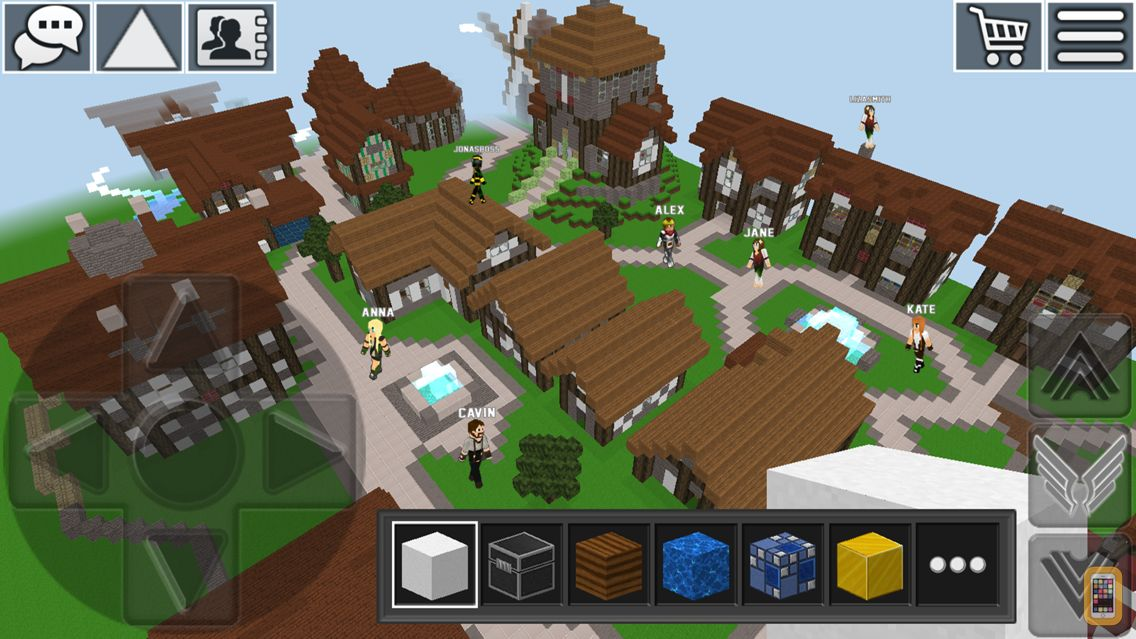 Screenshot - WorldCraft : 3D Build & Craft