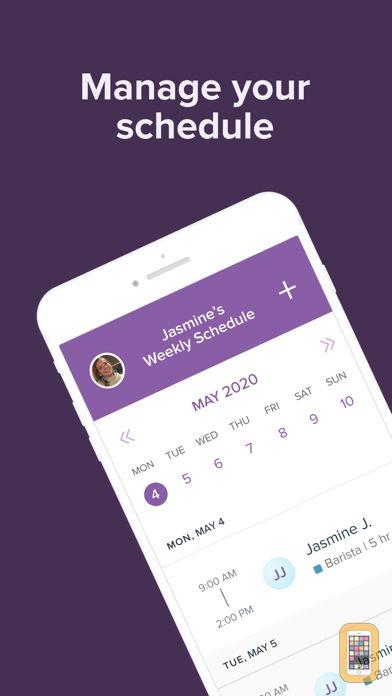 Screenshot - Homebase Employee Scheduling