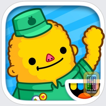 Toca Life: Town by Toca Boca AB (Universal)