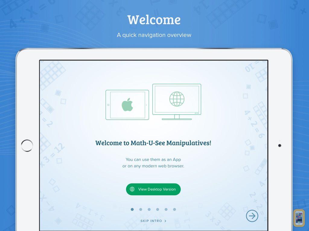 Screenshot - Math-U-See® Manipulatives