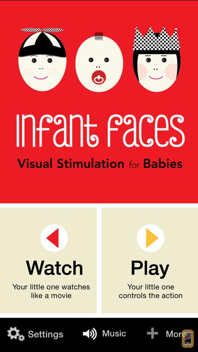 Screenshot - Infant Faces: Baby Fun