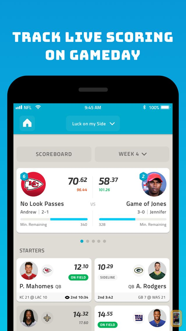 Screenshot - NFL Fantasy Football