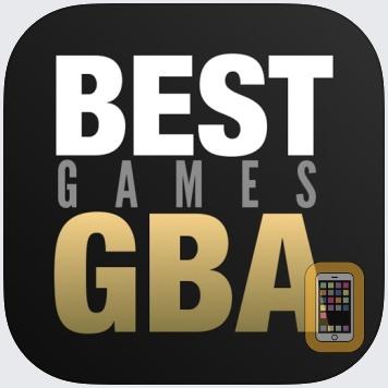 Best Games for GBA by Taiki Araki (iPhone)
