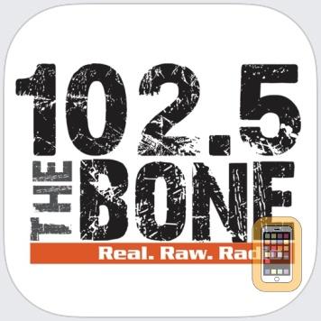 102.5 The Bone: Real Raw Radio by Cox Media Group (Universal)