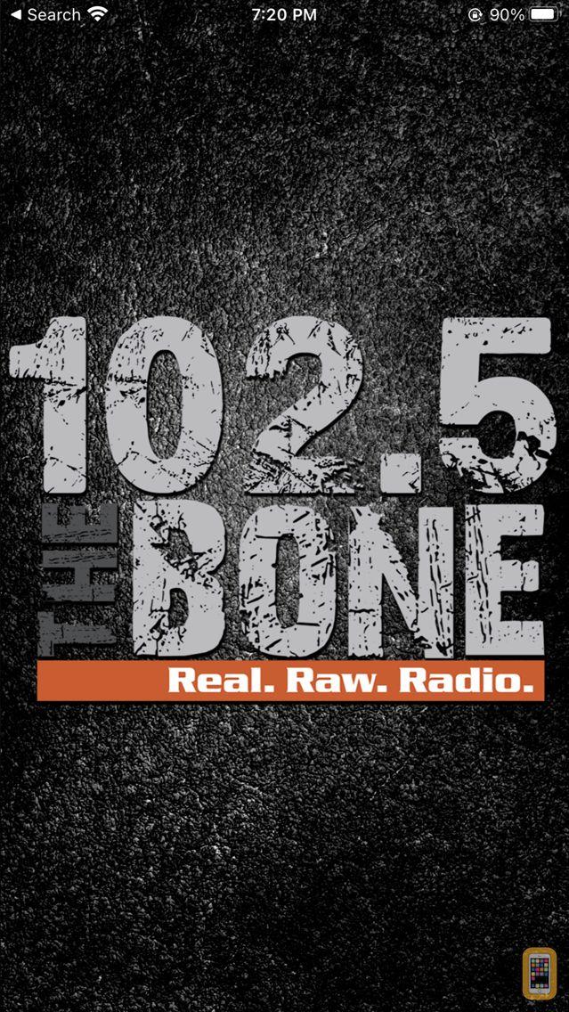Screenshot - 102.5 The Bone: Real Raw Radio