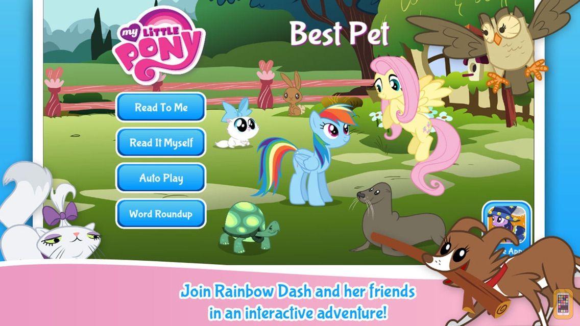 Screenshot - My Little Pony: Best Pet