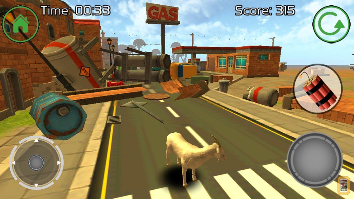Screenshot - Goat Gone Wild Simulator 2