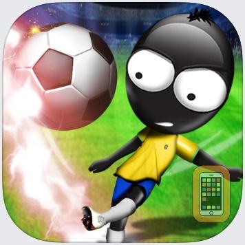 Stickman Soccer 2014 by Djinnworks GmbH (Universal)