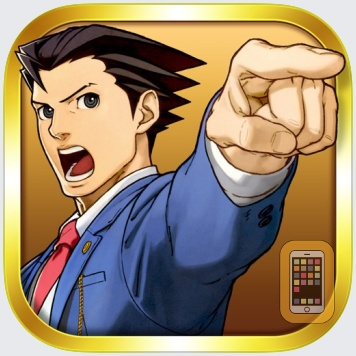 Ace Attorney: Dual Destinies by CAPCOM (Universal)