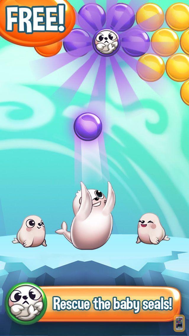 Screenshot - Bubble Burst - Bubble Shooter Puzzle Game