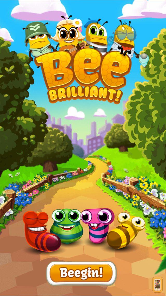 Screenshot - Bee Brilliant