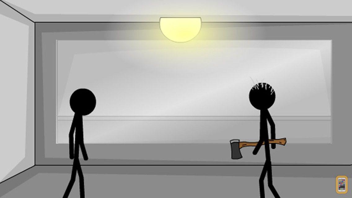 Screenshot - Death Chamber - Stickman Edition