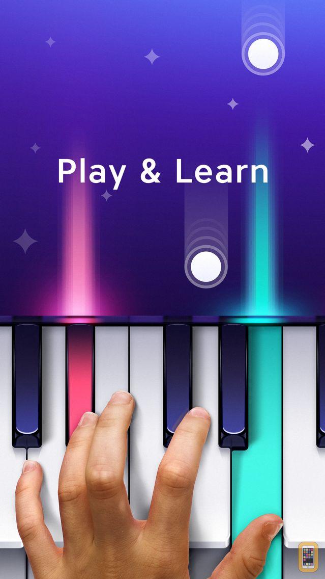 Screenshot - Piano app by Yokee
