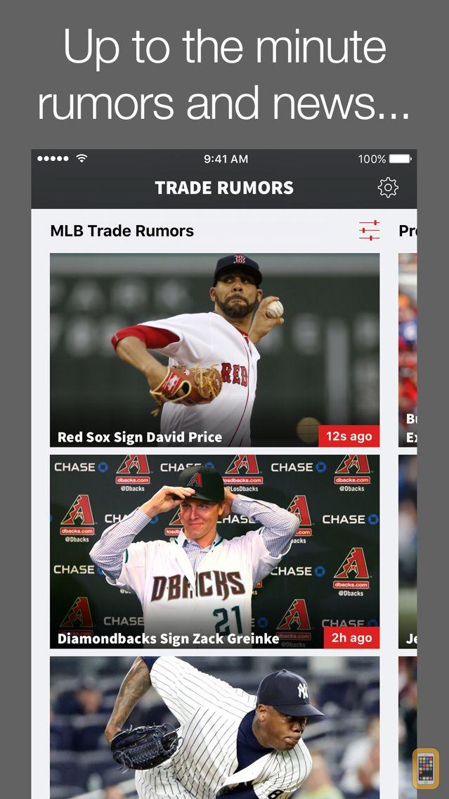 Screenshot - Trade Rumors